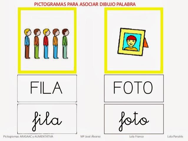 http://www.slideshare.net/lasguapetonas/fonema-f-21250567