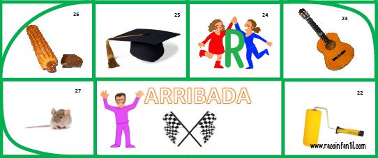 http://www.racoinfantil.com/fichas-y-materiales/juego-de-la-oca/