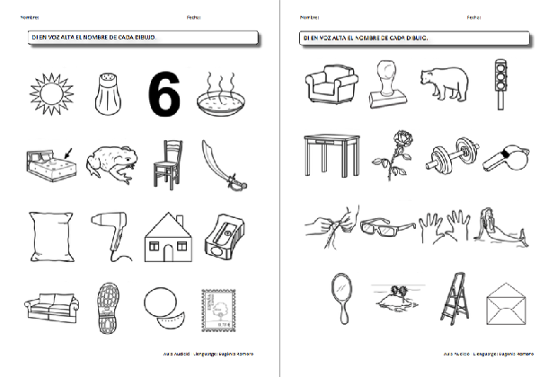 cuaderno actividades del fonema s