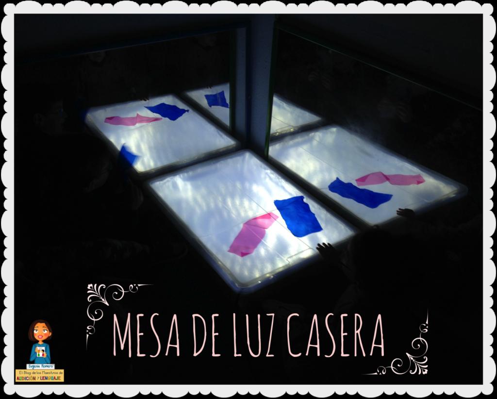 C mo hacer una mesa de luz casera para el rinc n for Mesa de luz para dibujo