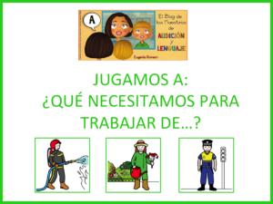 que necesitamos para trabajar de-Eugenia Romero