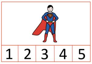 numero silabas